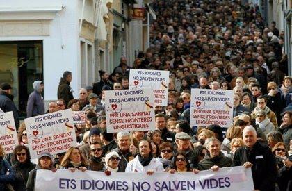 Mos movem! impugna el decreto del catalán en la sanidad de Baleares