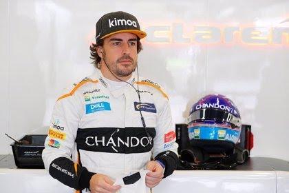 Fernando Alonso dejará la Fórmula 1 en 2019