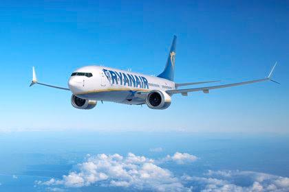 La Dirección General de Trabajo cita este miércoles a Ryanair y sindicatos ante la huelga de TCP