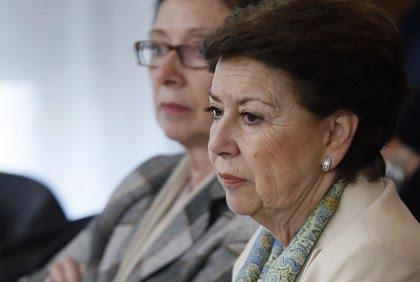 La exministra Álvarez dice que no encontró 'sensibilidad' en Spanair tras el accidente de 2008
